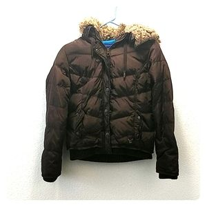 🌵 American Eagle Down Puffer Jacket M